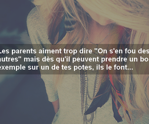 french, parents, and quotes image