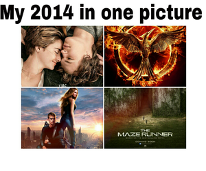 movies, divergent, and 2014 image