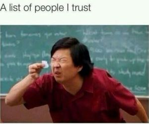trust, funny, and lol image