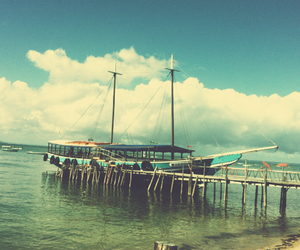 bahia, salvador, and boat image