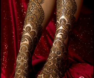 art, design, and henna image