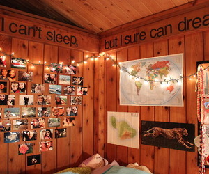 room, light, and Dream image