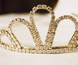 tiara, luxury, and princess image