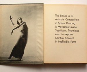 book, dance, and movement image