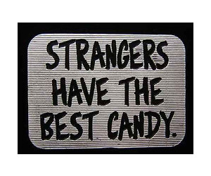 candy and strangers image