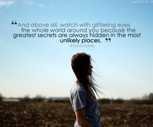 quote, girl, and photography image