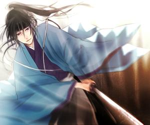 anime boy, shinsengumi, and hakuouki image