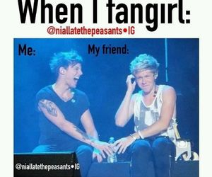 fangirl, cute, and one direction image