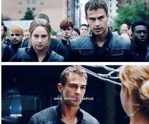 divergent, four, and one more image