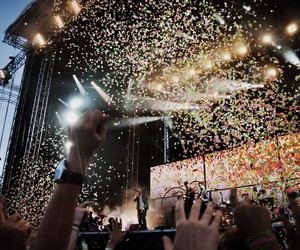 coldplay, consert, and opener festival? image