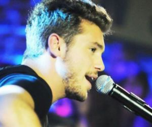 guy, hairstyle, and singer image