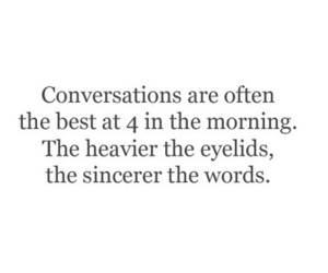 quote, words, and conversation image