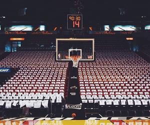 NBA and baskeball image
