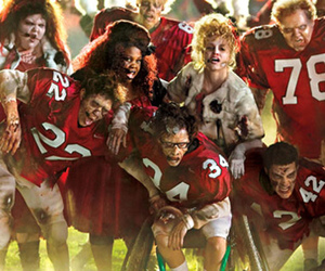 glee and thriller image