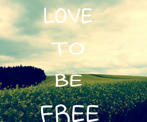 free and love image