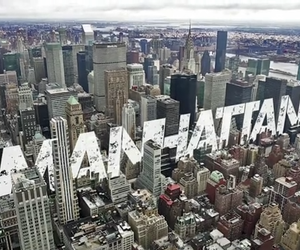 city, life, and manhattan image