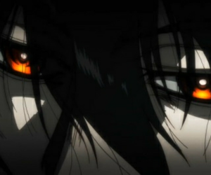hellsing and alucard image