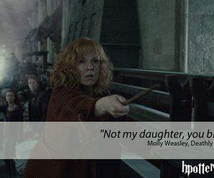 bitch, daughter, and ginny weasley image
