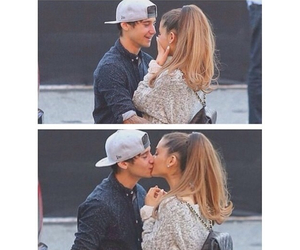 couple, forever, and ariana grande image