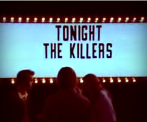 the killers, vintage, and hipster image