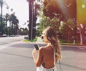 Beverly Hills, california, and cool image