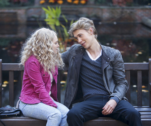 the carrie diaries, austin butler, and couple image