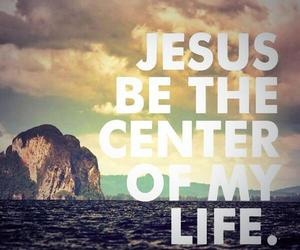 jesus, life, and love image