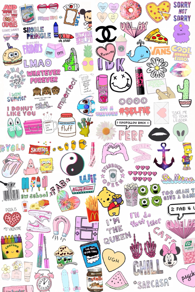 94 Images About Cute Collages On We Heart It See More