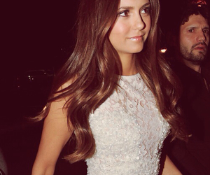 girl, Nina Dobrev, and tvd image