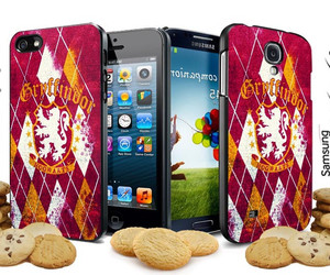 gryffindor, iphone 4 4s, and harry potter image