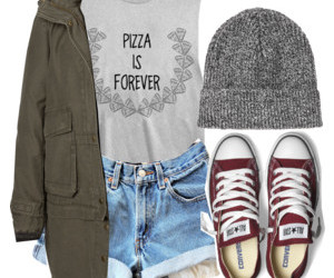 cute, clothes, and converse image