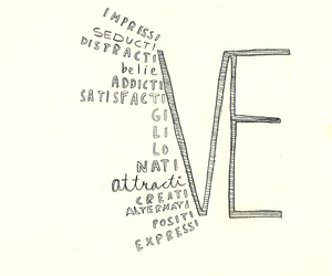 love, believe, and impressive image
