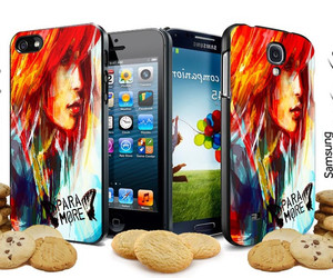 hayley williams, paramore, and iphone 4 4s image
