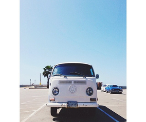 car, summer, and beach image