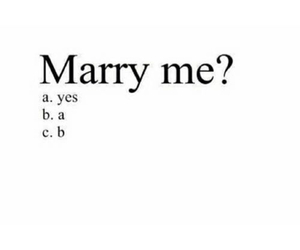 answer, peace, and marry image