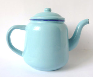 baby blue, home decor, and housewares image