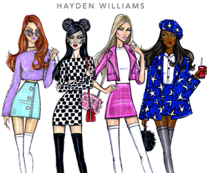 hayden williams, drawing, and sketch image