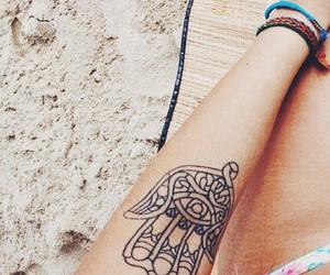 henna and summer image