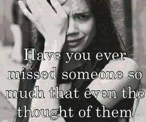 tears, sad, and cry image
