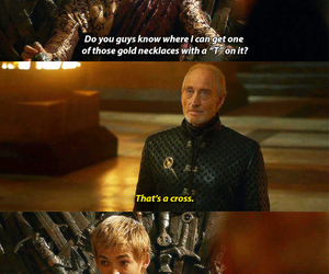 lol, lannister, and game of thrones image