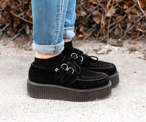 creepers, fashion, and grunge image