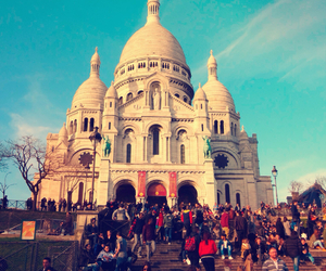historical, holiday, and paris image