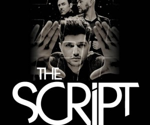 the script and music image