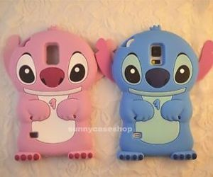 gift, stitch, and phone case image