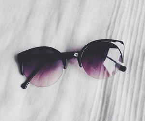 sunglasses, glasses, and purple image