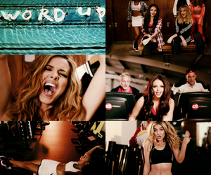 word up and little mix image