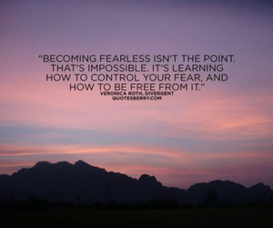 fear and divergent image