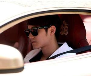actor, kim bum, and korean image