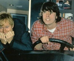 foo fighters, dave, and dave grohl image