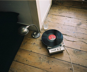 vintage and music image
